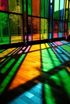 Transparente Farvede Folier