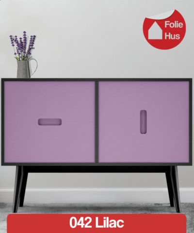 042 Lilac folie til skabslåger